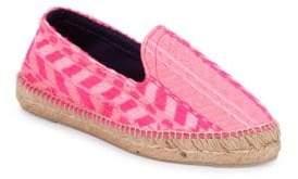Manebi Woven Espadrille Flatform Sandals