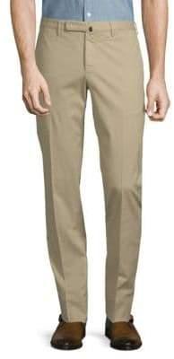 Incotex Flat-Front Skinny Pants