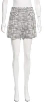 Marc Jacobs Wool Mini Shorts