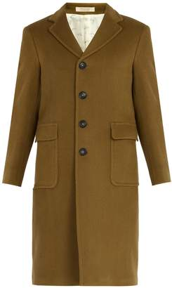 Massimo Alba Patch-pocket wool coat