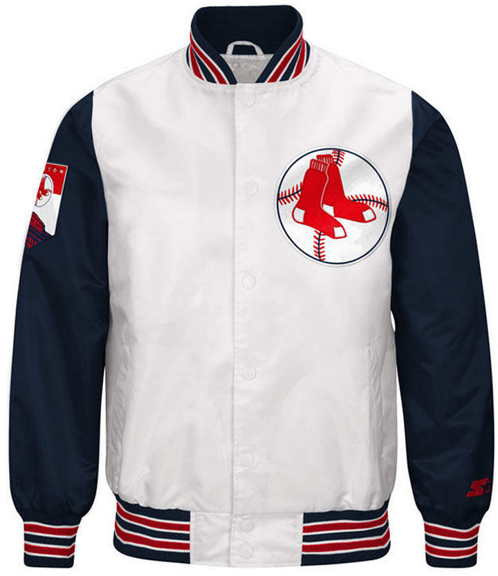 G-iii Men's Sports Boston Red Sox The Legend Starter Jacket