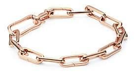 Monica Vinader Alta 18K Rose Gold Vermeil Capture Bracelet