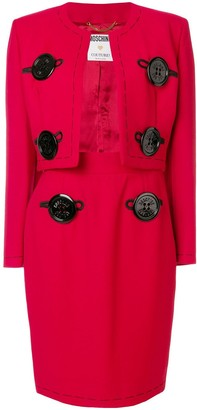 Moschino Pre-Owned two-piece suit