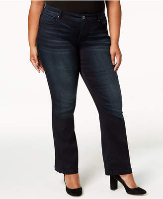 INC International Concepts I.n.c. Plus Size Bootcut Jeans