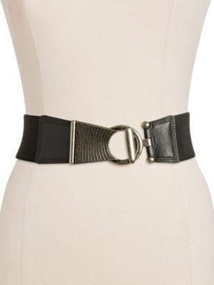 Fashion Focus Stretch Fashion Belt