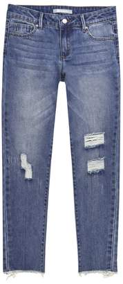 Tractr Distressed Jeans