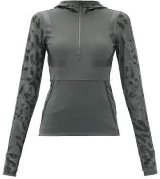 adidas by Stella McCartney Run Base Layer Jacket - Womens - Black