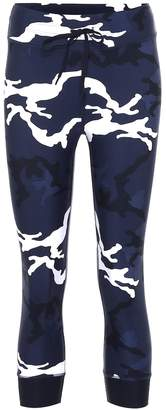 The Upside Marine Camo NYC leggings