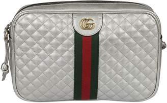 Gucci Laminated Small Shoulder Bag