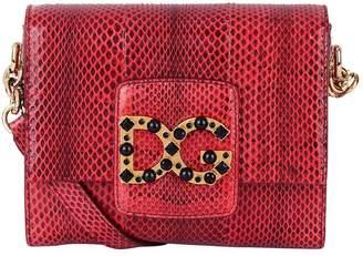 Dolce & Gabbana Snakeskin Millennials Cross Body Bag