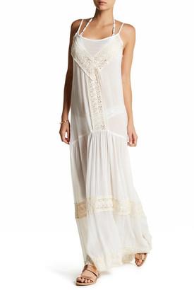 Vitamin A Tallulah Sleeveless Low Back Maxi Dress $165 thestylecure.com