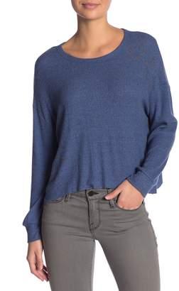 Vintage Havana Star Dolman Sleeve Sweater