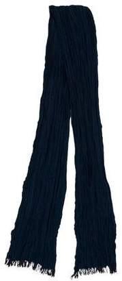 John Varvatos Woven Knit Scarf