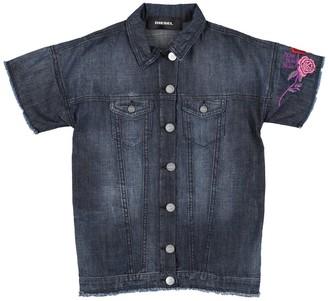 Diesel Denim shirts - Item 42707946RB