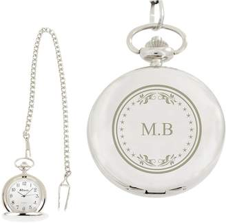 Very Personalised Initials Pocket Watch