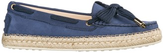 Tod's Tods Leather Loafers Moccasins Gommino