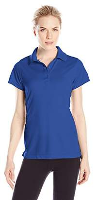 Champion Women's Double Dry Polo $13.94 thestylecure.com