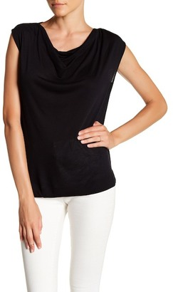 BOSS HUGO BOSS Eldoni Cowl Neck Blouse $155.04 thestylecure.com