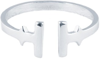 Ikon Tissuville Ring Silver