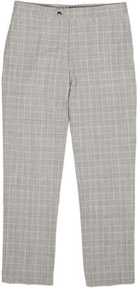 Original Penguin BLACK WHITE PLAID DRESS PANT