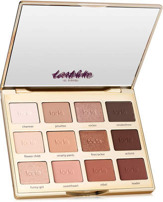 Tarte Tartelette In Bloom Clay Eyeshadow Palette $46 thestylecure.com