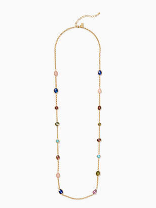 Kate Spade Perfectly imperfect scatter necklace