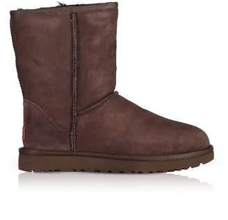 UGG Chocolate Classic Short II Boots