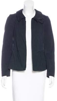 Marni Long Sleeve Open Front Jacket