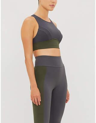 Celine ERNEST LEOTY stretch-jersey sports bra