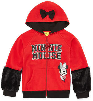DISNEY MINNIE MOUSE Disney Minnie Mouse Hoodie Girls