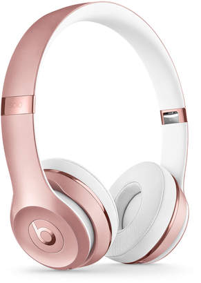Beats By Dre Rose Gold Special Edition Solo 3 Wireless Headphones