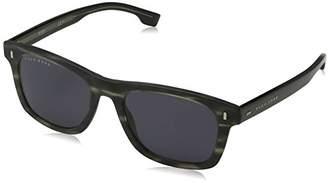 HUGO BOSS Men's Boss 0925/S IR U1H Sunglasses