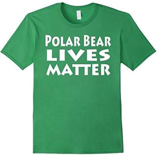 Polar Bear Lives Matter love Wild Animals Rights T-Shirt