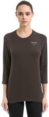 Nike Df Running 3/4 Sleeve T-Shirt