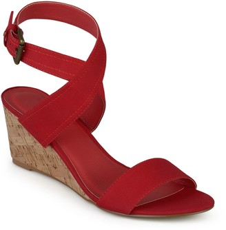 Journee Collection Kaylee Women's Wedge Sandals