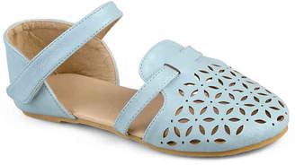 Journee Collection Maeva Toddler & Youth Mary Jane Flat - Girl's