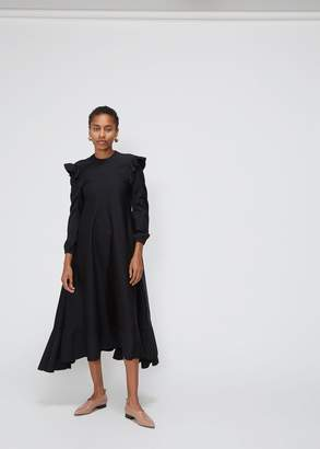 Melitta Baumeister Flair Ruffle Dress