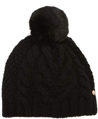 Ted Baker Cable Knit Beanie