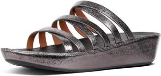 FitFlop Linny Faux Leather Slides