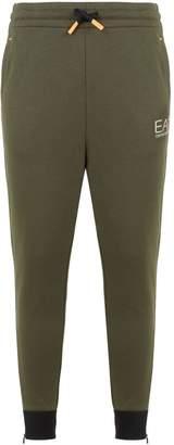 Giorgio Armani Ea7 Zipped Cuff Sweatpants