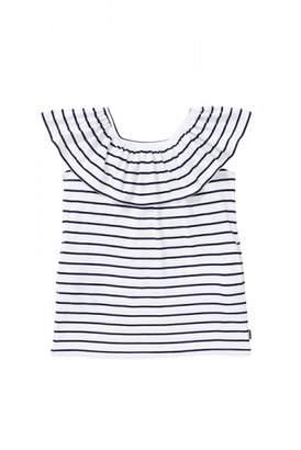 Bonds Girls Jersey Frill Dress