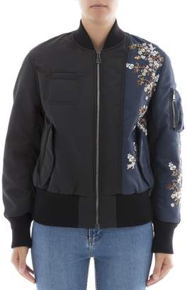 N°21 Blue Polyester Jacket