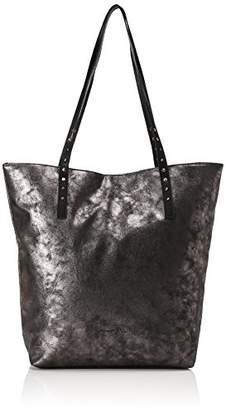 Tom Tailor Ronja, Women's Shoulder Bag, Silber (Altsilber), 12.5x35x40 cm (wxhxd)