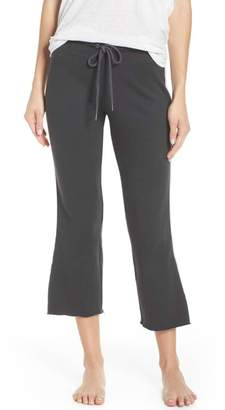 David Lerner New York Crop Flare Pant