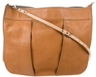Reed Krakoff Grained Leather Crossbody Bag