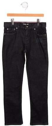 Boys' Mid-Rise Straight-Leg Jeans w/ Tags