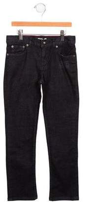 Junior Gaultier Boys' Mid-Rise Straight-Leg Jeans w/ Tags