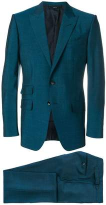 Tom Ford sharkskin single breasted suit