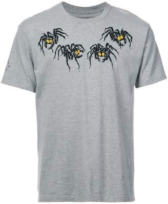 Neighborhood spider print T-shirt