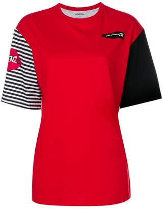 Sonia Rykiel colourblock T-shirt
